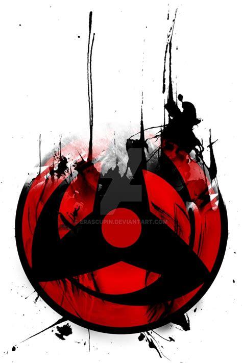 hatake kakashi s mangekyou sharingan art symbols