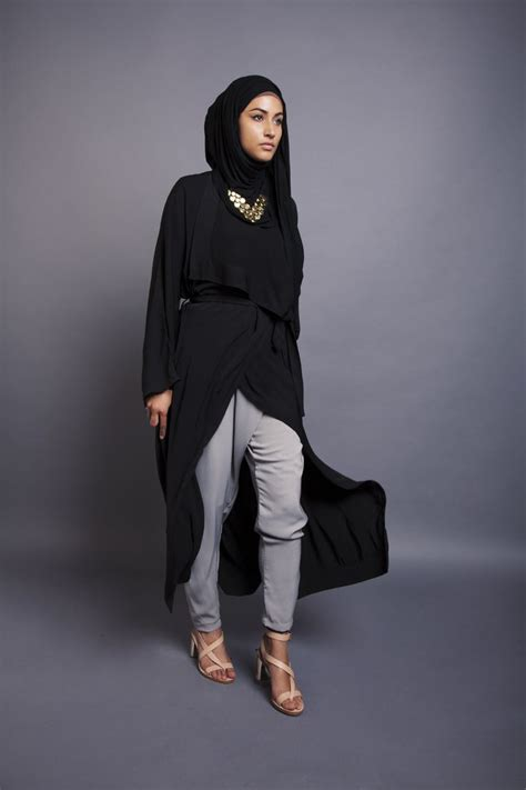 Inayah Maxi black maxi kimono inayah www inayahcollection new