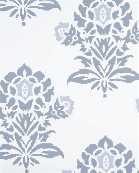 block print wallpaper navy floral block print wallpaper