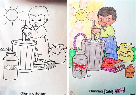 picture book for adults coloring book corruptions see what happens when adults do