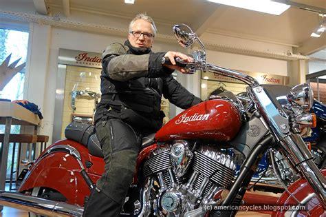 Motorrad Probefahrt Winter by American Cycles Winterausflug