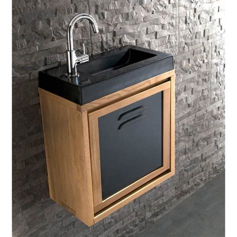 Meubles Lave Mains Wc by Les 25 Meilleures Id 233 Es Concernant Meuble Lave Sur