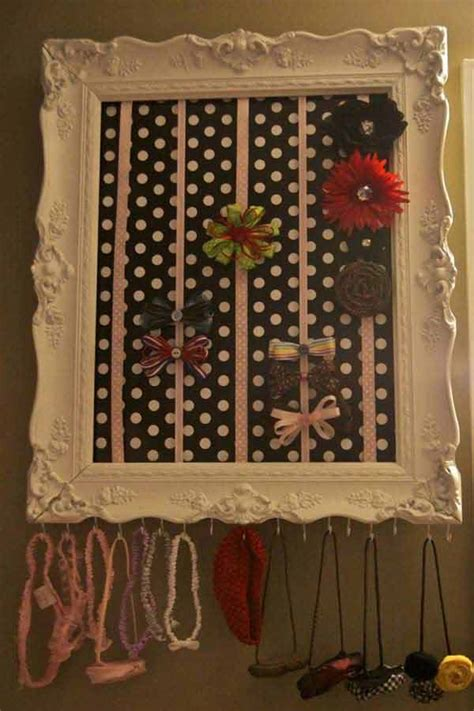 diy recycle old picture frames home decor idea recycled 40 creative reuse old picture frames into home decor