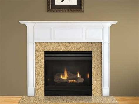 Gas Fireplaces And Surrounds by Fireplaces Builders Installed Products