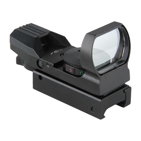 Reflex Sight Green Dot Scope Tactical 11mm Picatinny Rail tactical holographic green dot laser 4 reticle reflex sight scope 20mm mount ebay