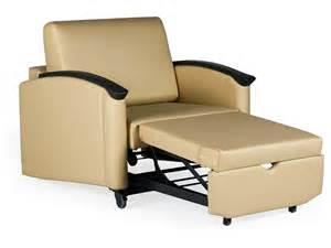 harmony closed arm sleeper chair grade 2 fabric ha2800
