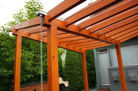 Vancouver Prefabricated Pergola Deck Modern Deck Prefab Pergola Kits