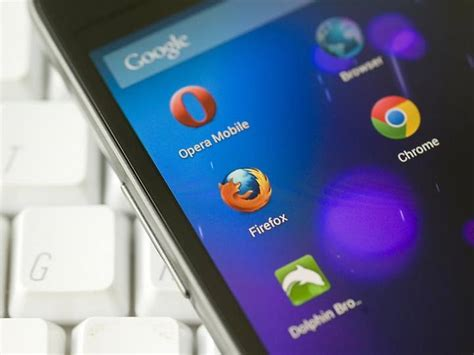 android browser chrome vs competition which is the browser for you