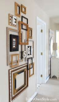 wall frames decor 25 best ideas about frame wall decor on wall