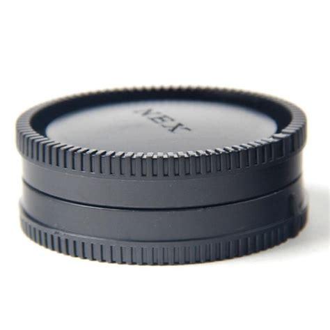 Sony Nex Cap and rear lens caps for sony e mount lens