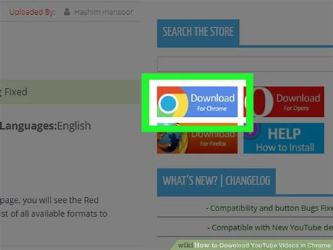 Youtube Auto Videos by 3 Ways To Download Youtube Videos In Chrome Wikihow