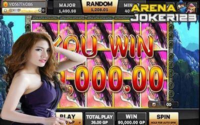 aplikasi joker gaming game slot terpanas