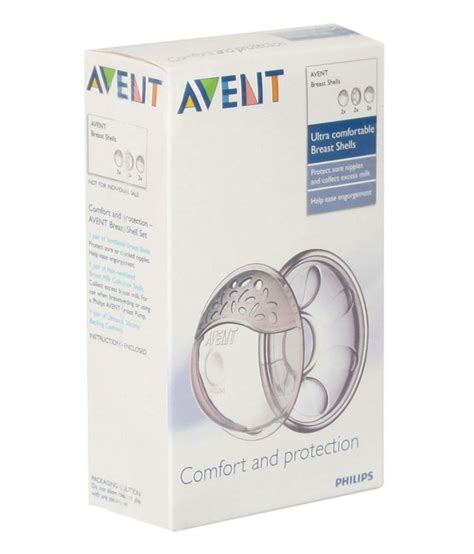 philips avent comfort breast shell set buy philips avent