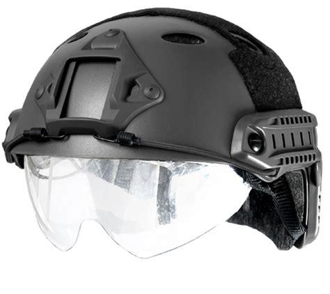Helm Tactical Airsoft Gun tactical airsoft helmet ath black