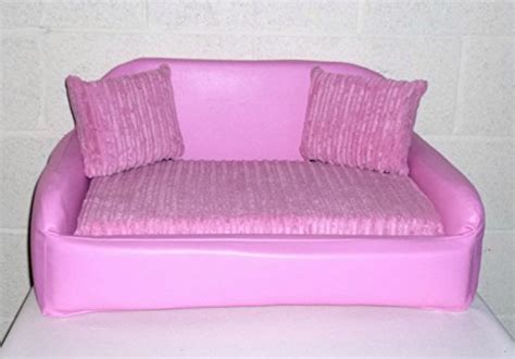 wipe clean sofa zippy small sofa dog bed pink faux leather pink chunky