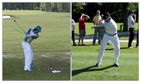 golf swing shoulder plane the ps positions or as alignments in the golf swing