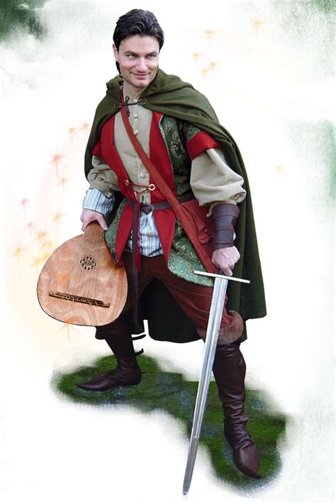 Costume Bard, Medieval Fantasy Costumes for sale   Avalon