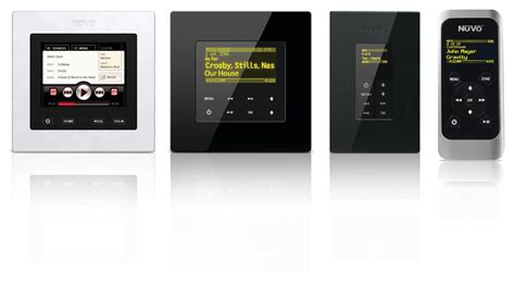 nuvo technologies renovia  home audio system