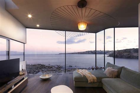 Open Kitchen And Living Room Floor Plans esta casa frente al mar aprovecha su dise 241 o moderno para