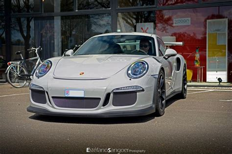 porsche gray porsche exclusive 911 gt3 rs comes in fashion grey