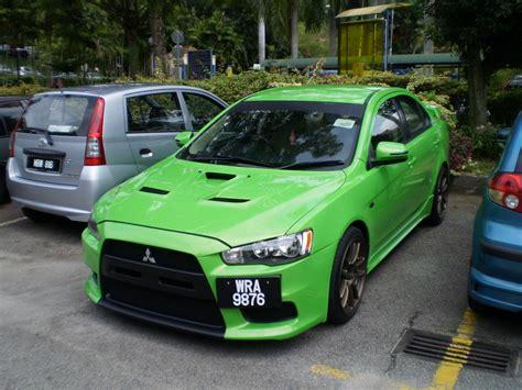 mitsubishi evo x kit modified cars mitsubishi evo x custom kit