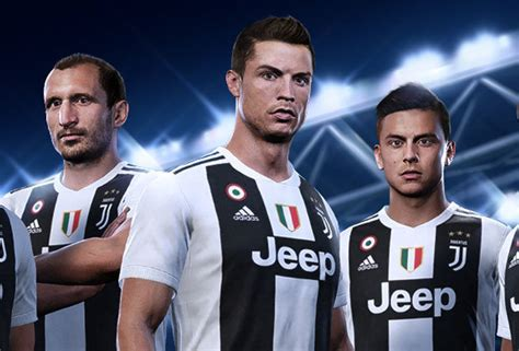 ronaldo juventus fifa 19 fifa 19 cristiano ronaldo juventus preview look at new cover ahead of release