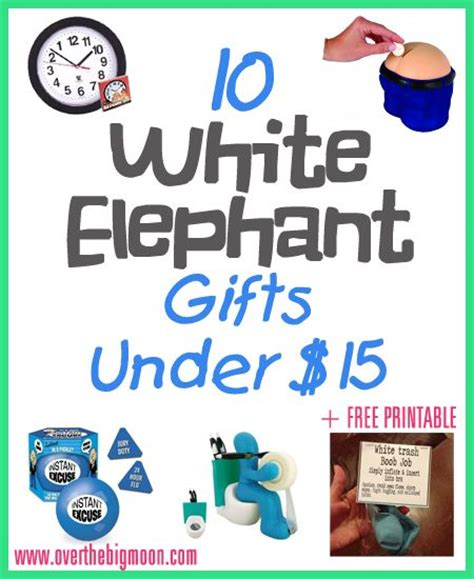 ideas for 10 dollar exchange gift 1000 images about white elephant gift ideas on white elephant gift white elephant