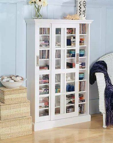 dvd cabinet with doors white 40 day clutter challenge family night dvd