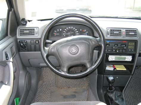 1995 Opel Vectra Interior Pictures Cargurus