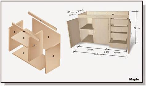 ideas que pegan pdf plano de mueble de melamina proyecto 2 alacena de cocina