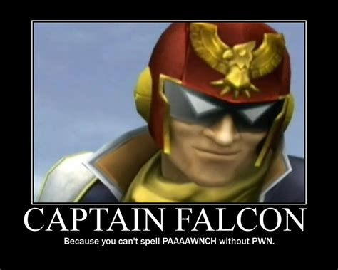 Captain Falcon Memes - captain falcon by tubarken on deviantart