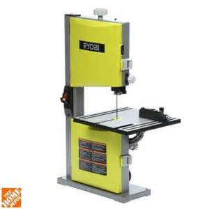 ryobi 9 in 2 5 band saw bs904 the home depot