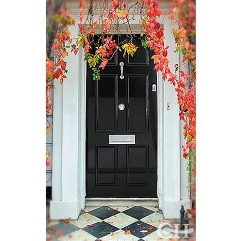 front door furniture pack in chrome door handles