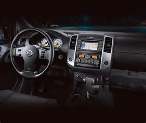 Solid Core Interior Doors 2017 Nissan Frontier Features Nissan Canada