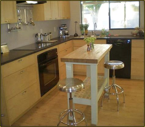 island in small kitchen small kitchen island with seating ikea pinteres
