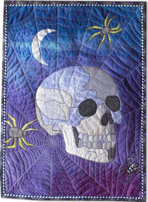 Skull Quilt Pattern by 17 Best Images About Quilts Arte De Edredon On