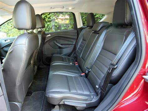 ford escape leather seat replacement review 2017 ford escape ny daily news