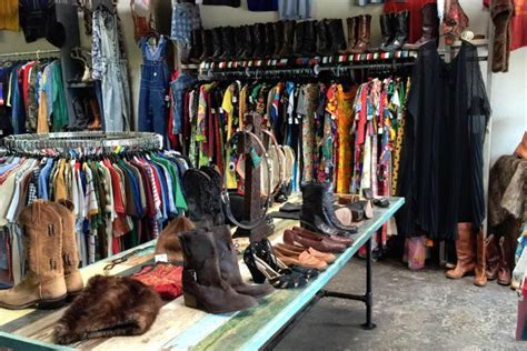 like a local top 7 vintage boutiques in dallas