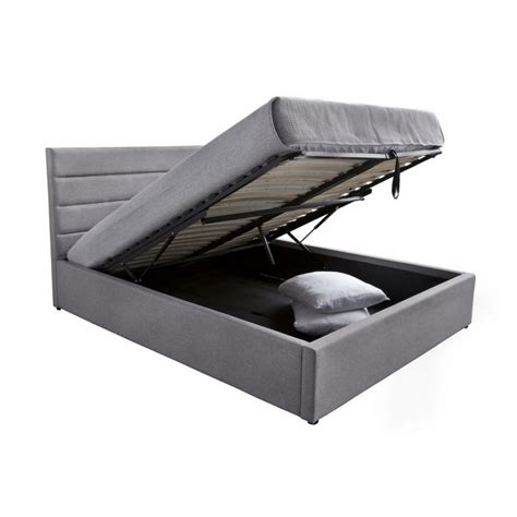 Hydraulic Lift Storage Bed by Justin Hydraulic Storage Bed
