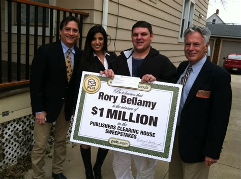 Pch Winners Where Are They Now - rory bellamy 1 million pch winner worth the wait pch blog