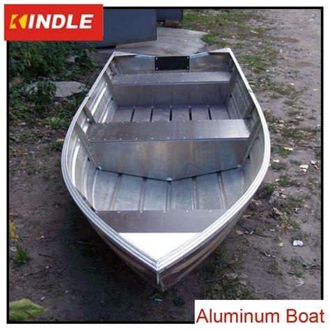 18 ft aluminum flat bottom boat - 18 Ft V Bottom Aluminum Boat