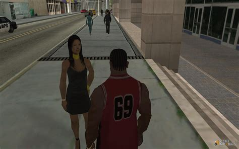 gta mod java game download street love for gta san andreas