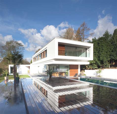 home design on a budget surrey ultra modern villa design white lodge england abovav