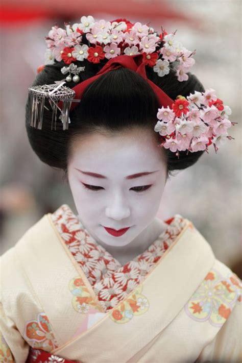 how to do geisha hairstyles i