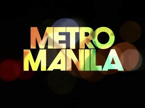 Metro Manila 2013 Metro Manila As Seen Through Sean Ellis Lens Get Real Post