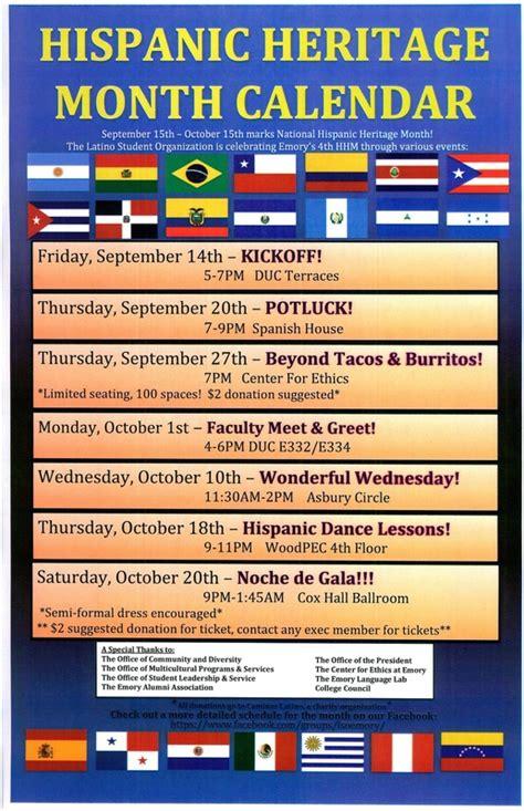 Emory Calendar Calendar Student Organization At Emory