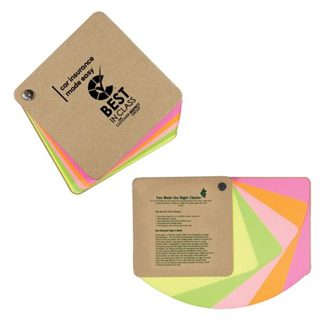 Notedo Pocket Notes Be Aware top green giveaways promotional green giveaways green