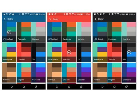 accent color how to change accent colors on the htc one m9 cnet