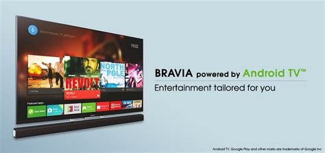 sony android tv sony india launches worlds slimmest android 4k smart led tv