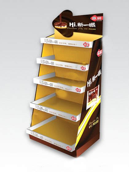 food cardboard display rack stand id 6754189
